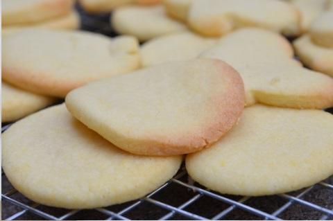 koekjes bakken met peuters